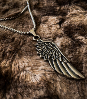 Angel's Wing Necklace